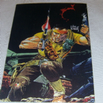 1994 GI Joe 30th Salute #84 sargent savage Trading card